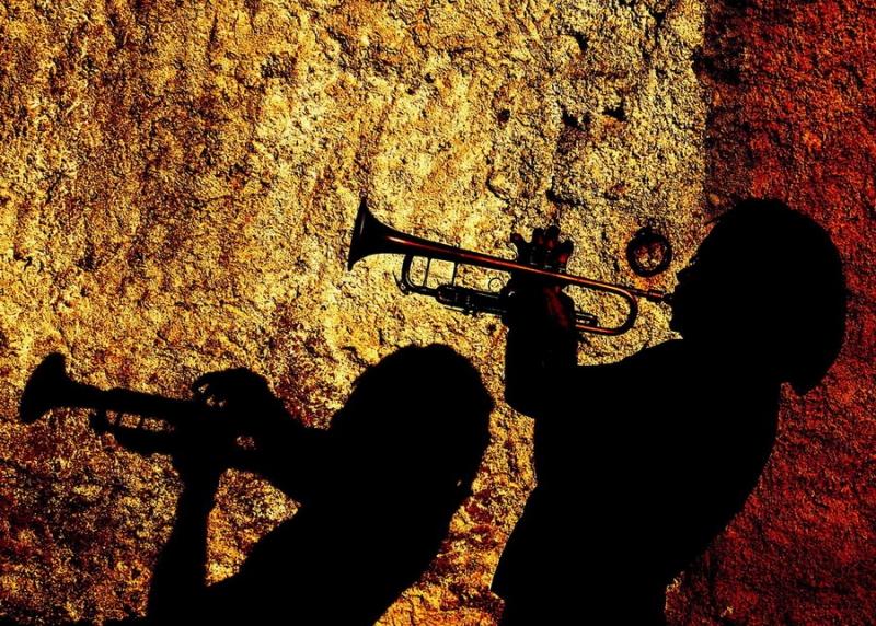 Ombre di jazz.