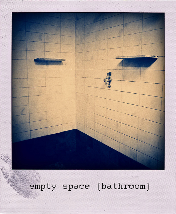 Empty Space (bathroom)