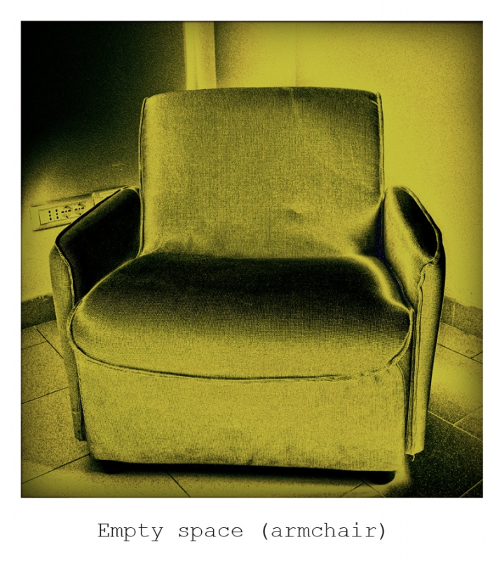 Empty Space (armchair)