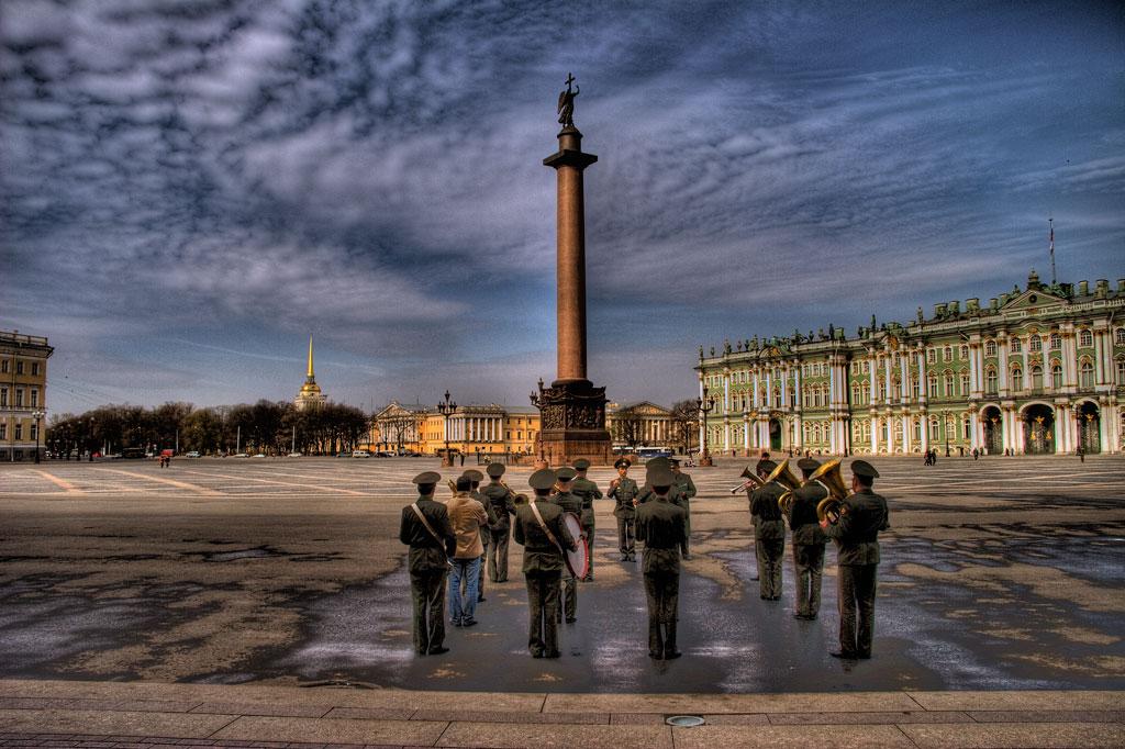 1° Maggio a San Pietroburgo