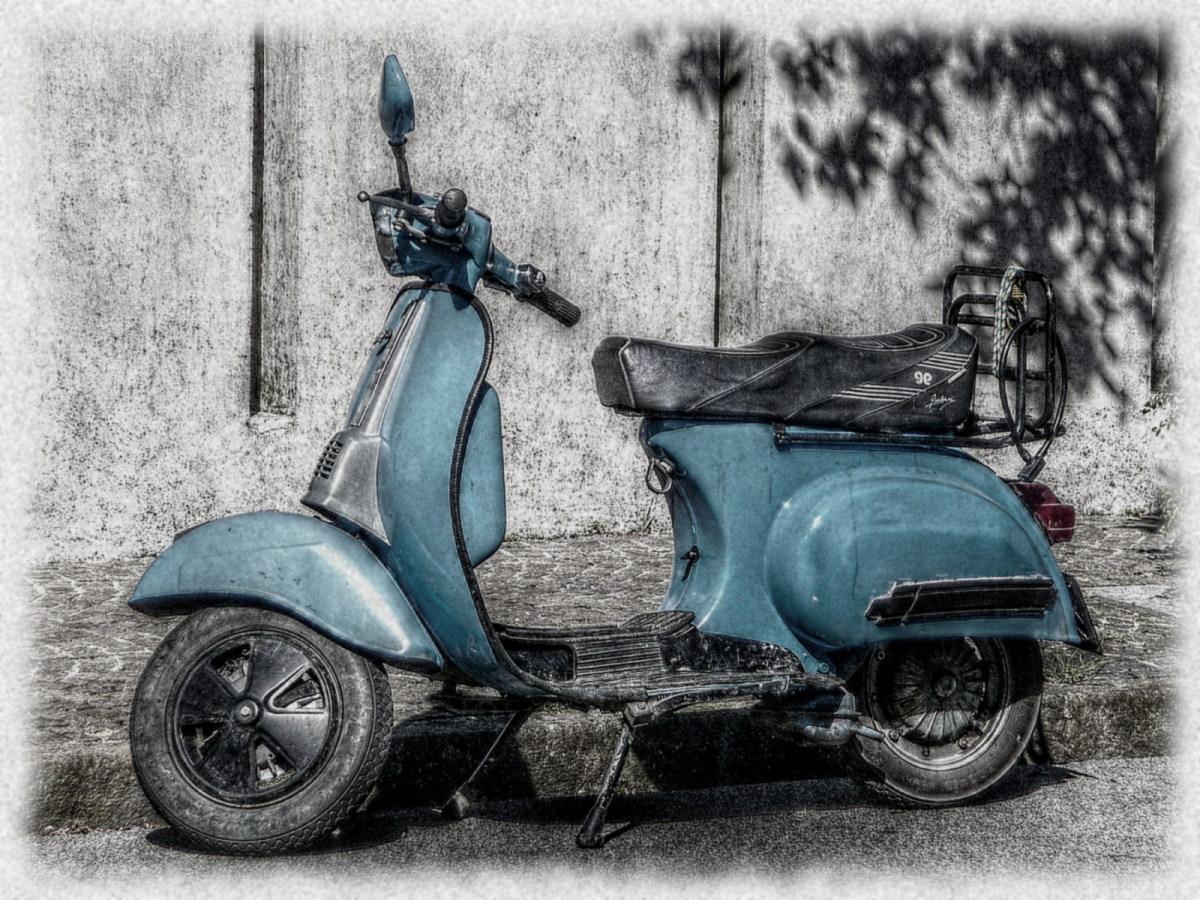Vespa Special ...